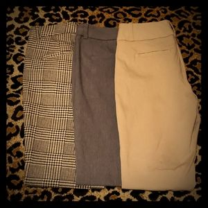The Limited Exact Stretch 0R Dress Pants Lot